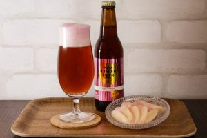 NEW GINGER BEER~PINK GINGER PALE ALE~
