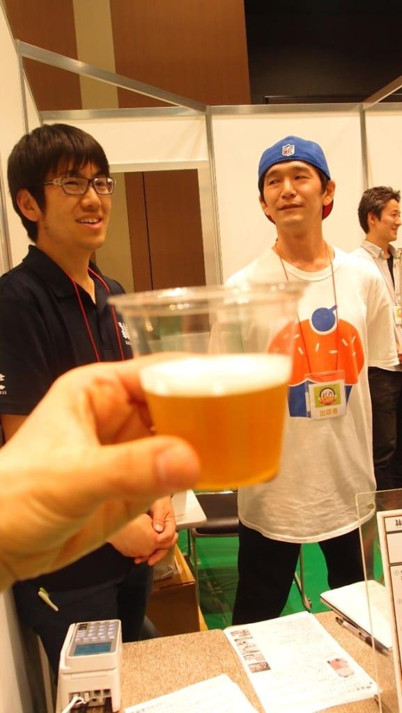 クラフトビール新酒解禁祭り2018 ベルサール高田馬場 篭屋ブルワリー