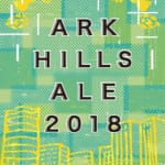 ARK Hills Ale 2018