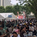 【取材レポート】第19回けやきひろば春のビール祭り