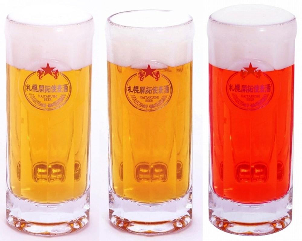 札幌開拓使ジンギスカンビヤガーデン クラフトビール
