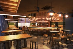 YONA YONA BEER WORKS 新虎通り店