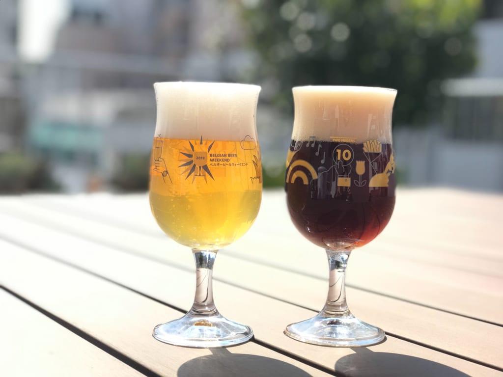 ベルギービールウィークエンド2019 オリジナルグラス