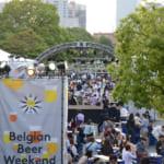 ベルギービールウィークエンド2019横浜 2018年の様子