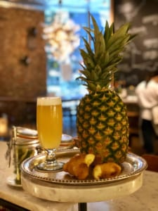 Pineapple Ginger Brut