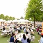 明治神宮外苑「森のビアガーデン」に石川酒造の樽詰めクラフトビール、7月12日から14日までの3日限定で登場