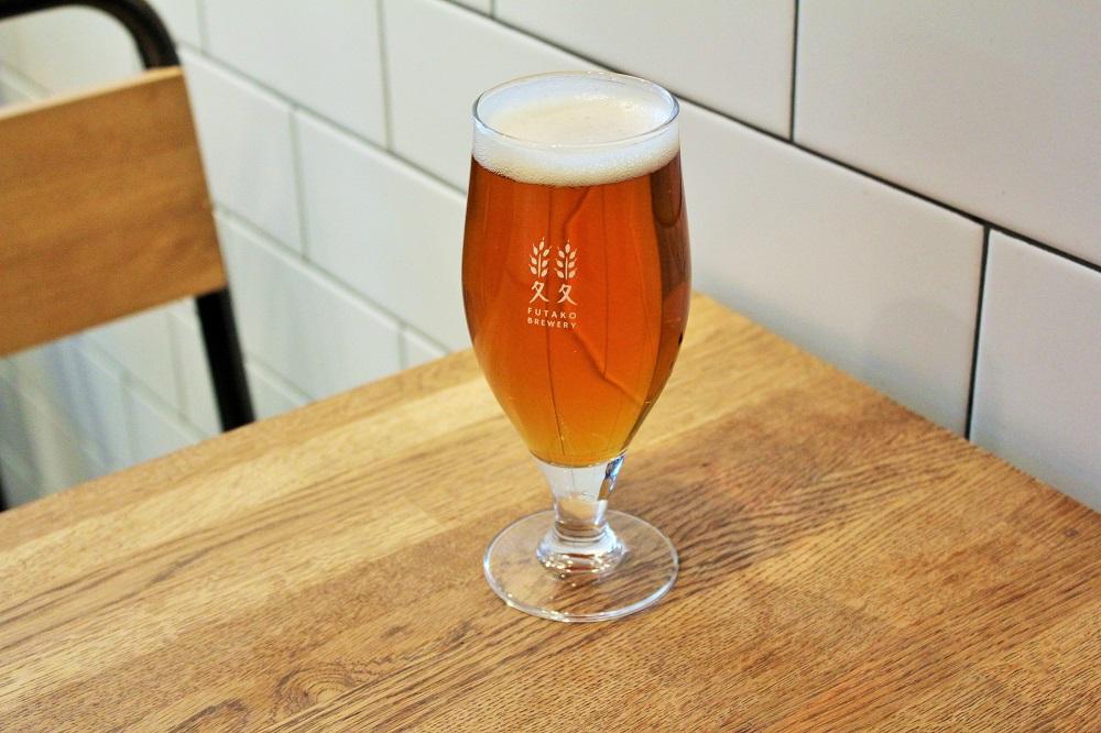 ふたこビール醸造所の定番ビールふたこエール