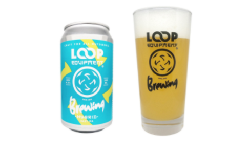 LOOP EQUIPMENT/HYBRID -HAZY IPA-