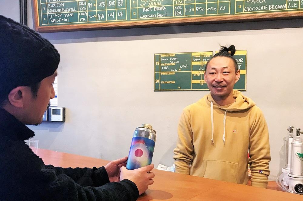 レアなクラフトビールをアルミ缶でテイクアウト!渋谷宇田川町「TAP&CROWLER」 画像